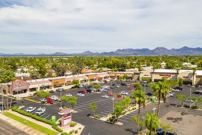 Pueblo Pointe Shopping Center