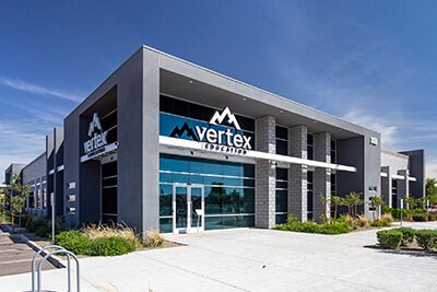 Vertex Education Headquarters