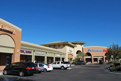 Wigwam Creek Shopping Center